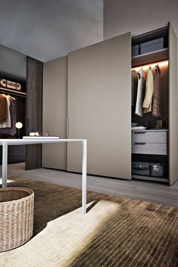 Build sliding cabinet doors - Sliding Cabinet Door Gliss Master Start Gliss Collection By Molteni C Design Vincent Van