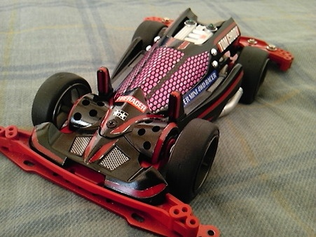 mini 4wd