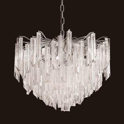 luxurious lighting. waterfall chandelier luxurious lighting