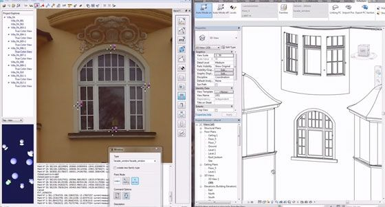 FARO® Technologies, Inc., the leading solution provider in 3D measurement, imaging, and realization system, is going to release PointSense for Autodesk's Revit® building design software. http://bimoutsourcing.com/pointsense-for-revit-to-convert-point-cloud-data-directly-to-bim.html