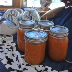 Freezer Persimmon Jam Allrecipes.com