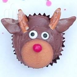 Cupcake de rena @ allrecipes.com.br