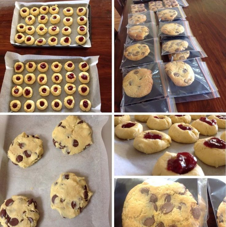 100 Cookies... it is better in my opinion buy substituting 1 cup of SR flour with 1 cup of custard powder OMG they are so nice you wont regret it....