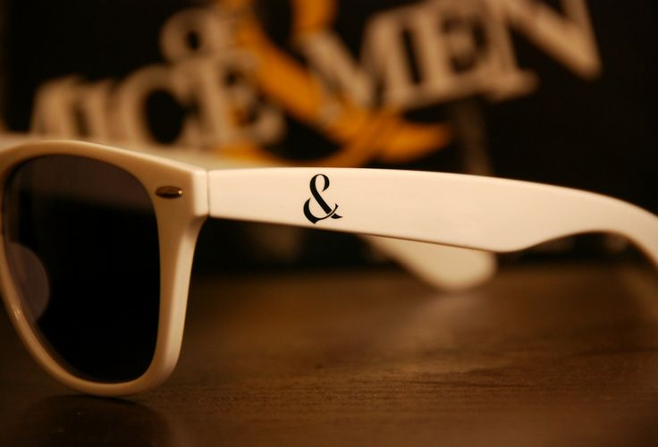 Of mice and men band sunglasses I need these