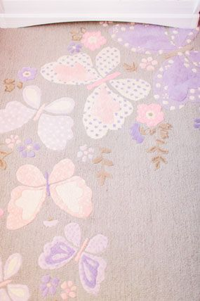 Butterfly Rugs Girls Room Www Bilderbeste Com