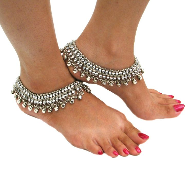 45 Best Payal Anklet Or Nupur Images On Pinterest