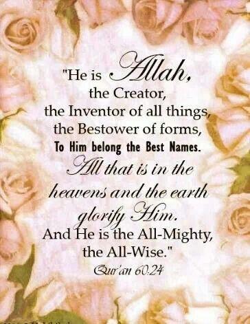 Al-Quran.60:24