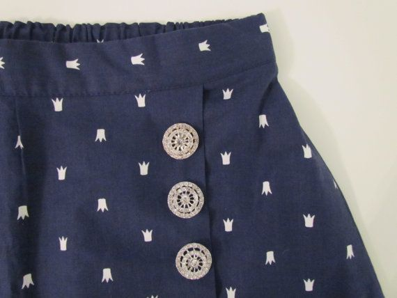 Princess For A Day Fold Skirt by LighthousesAndLilac on Etsy