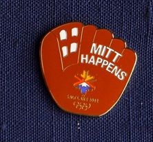 Mitt Romney Issued Comically Bizarre Cartoon-Mitt-Romney Olympic Pins