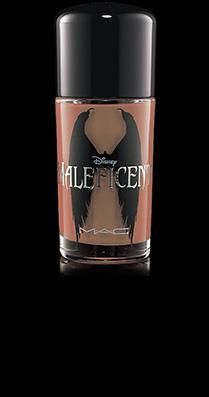 MAC Cosmetics: #Maleficent Nail Lacquer in Uninvited