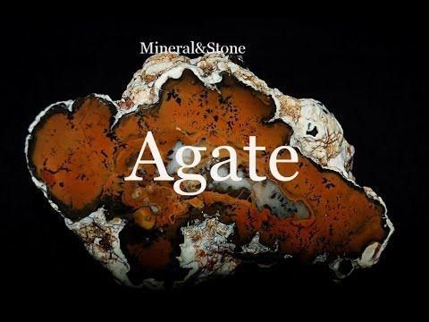 Agate Inside Dendritic Polished 260 Gr