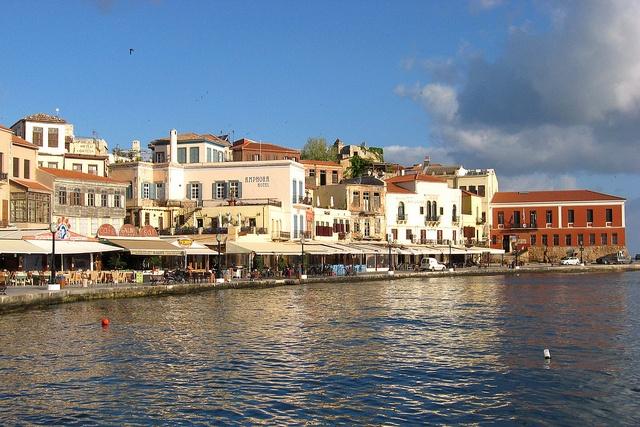 Hania, Crete, Greece by east med wanderer, via Flickr
