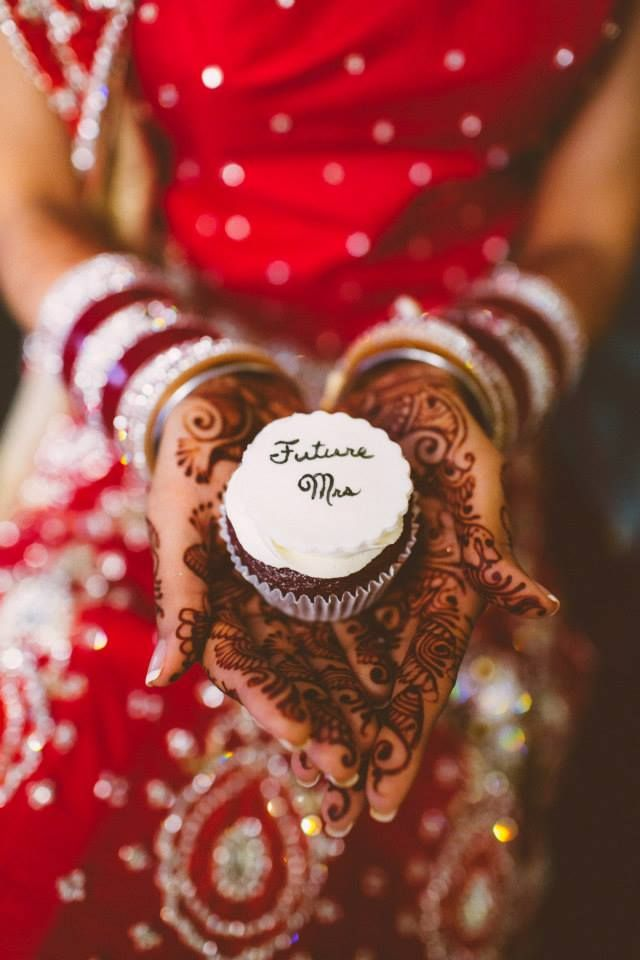 sikh indian wedding mrs cupcake by Nimboo Photography via http://www.indianweddingsite.com/james-bond-themed-indian-wedding-south-asian-wedding-centre/