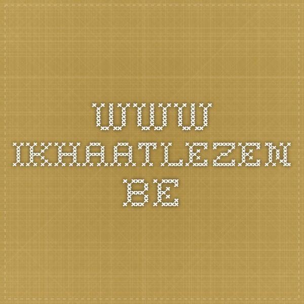 www.ikhaatlezen.be