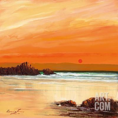 Donegal Giclee Print by William Cunningham at Art.com