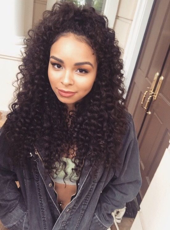 10 Best Images About Deep Wave Human Hair On Pinterest