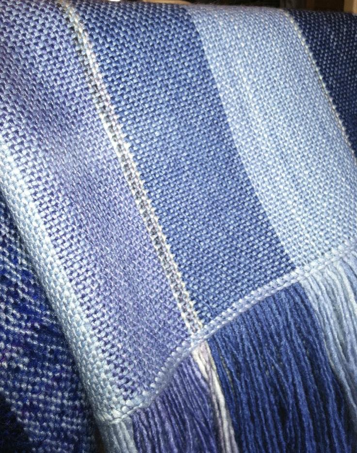woven with alpaca, silk and merino wool