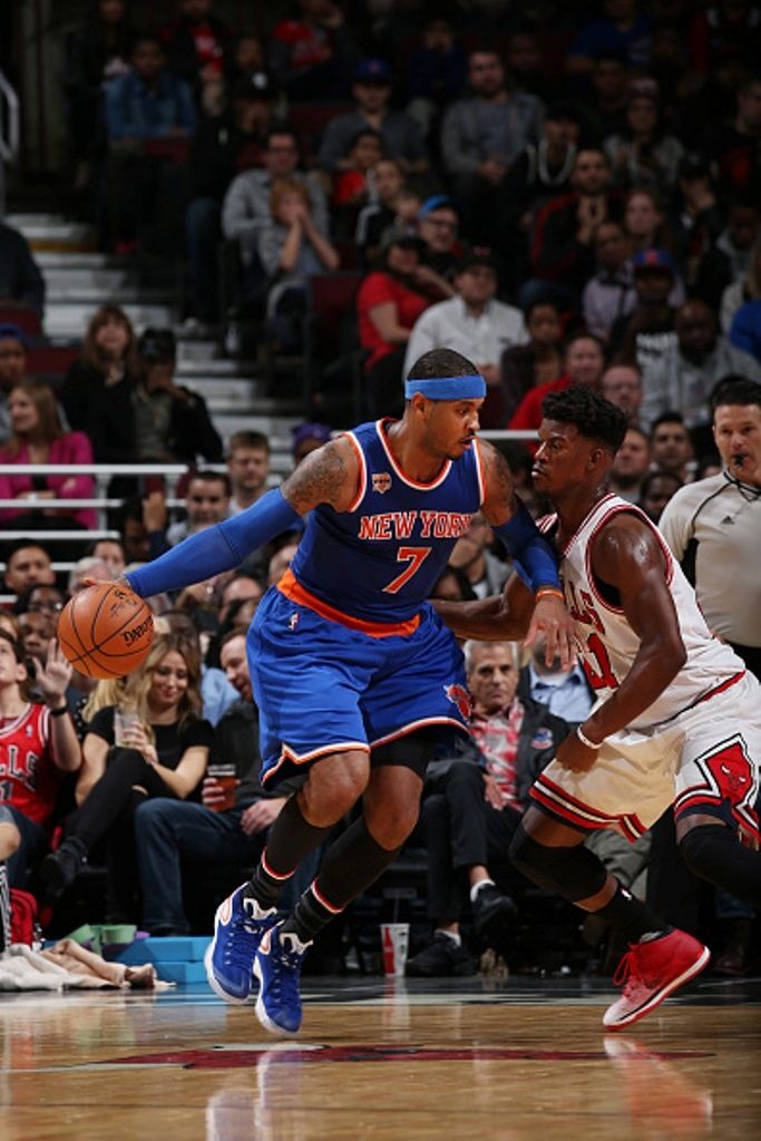 NBA Trade Rumors: New York Knicks superstar Carmelo Anthony to join Dwayne Wade in Chicago Bulls