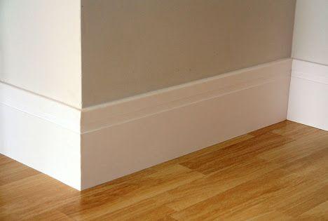 piso vinilico com rodapé branco - Pesquisa Google