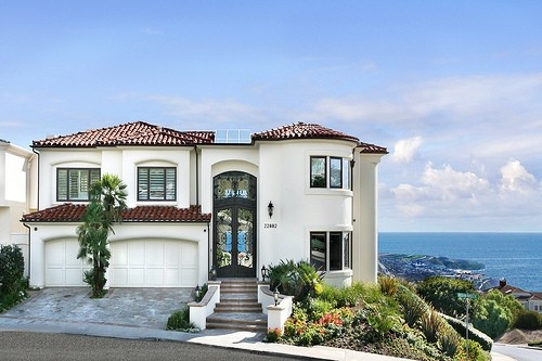 house house house: Dreams Houses, Dreams Home, The Ocean, The View, Future House, Front Doors, Beaches Houses, Spanish Style, Ocean View