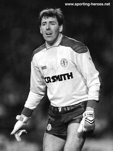 Pat Bonner - Celtic FC - League Appearances for The Hoops.