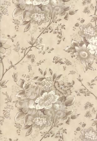 Blue Barn Prints Cream 42270 15 Natural Floral