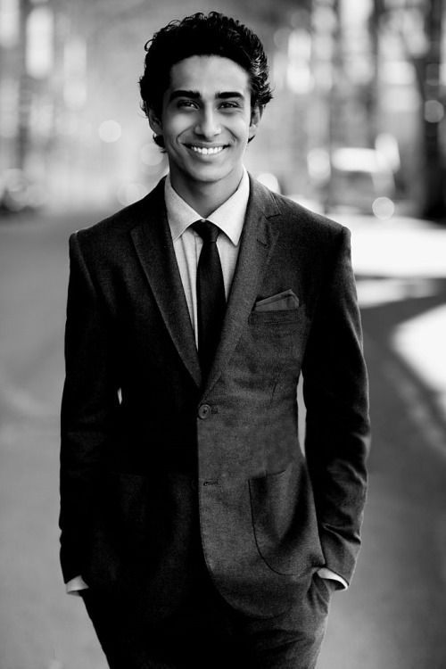 Dang I'm not usually into brown boys... but Suraj Sharma is all chocolately-goodness and I want it