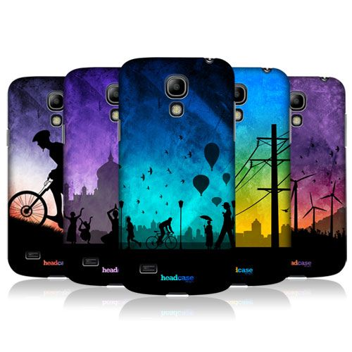 HEAD CASE LIFESCAPES SILHOUETTE BACK CASE COVER FOR SAMSUNG GALAXY S4 MINI I9190