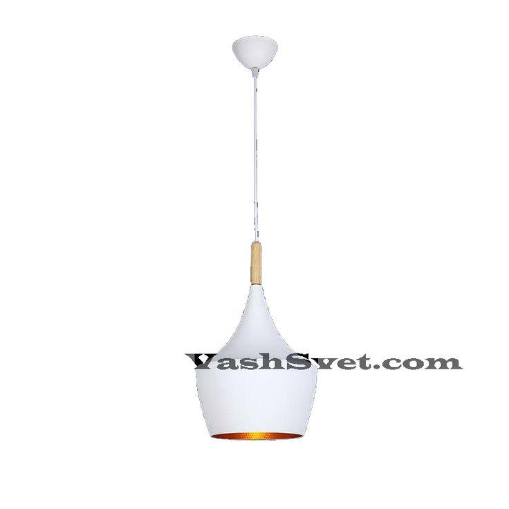 Белая люстра для кухни современного дизайна 7526602A-1 WH