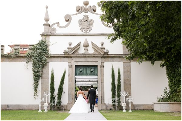 Lovely Dream Wedding: Liliana ❤ Francisco - Sonho Real SOLAR DA LEVADA - PORTUGAL