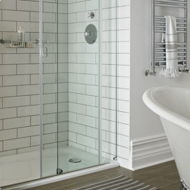 Retro Metro South Kensington Crackled Glazed for Back Bathroom Walls in Wet Areas