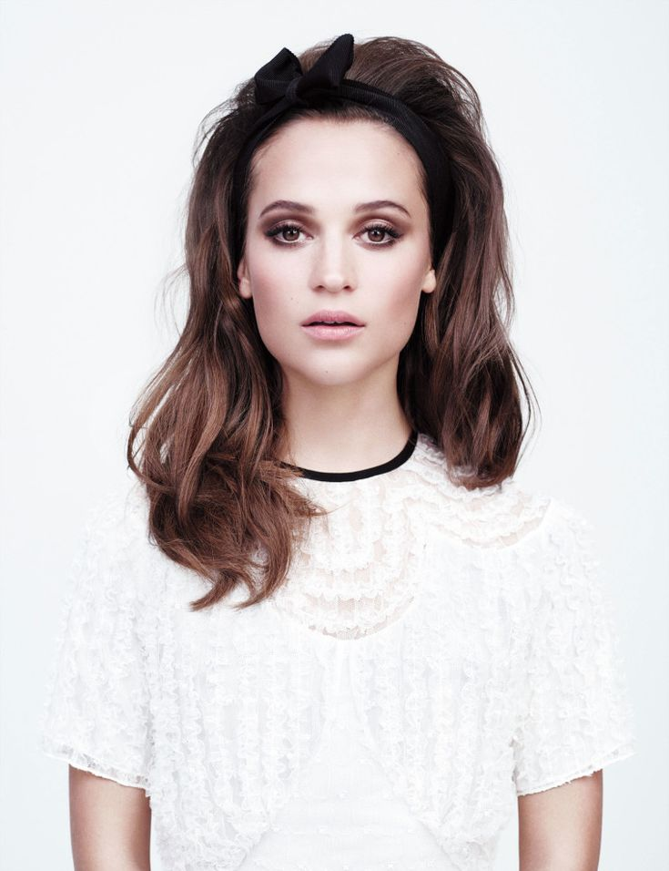 Actress Alicia Vikander Stars in Six New Films in 2015-Wmag