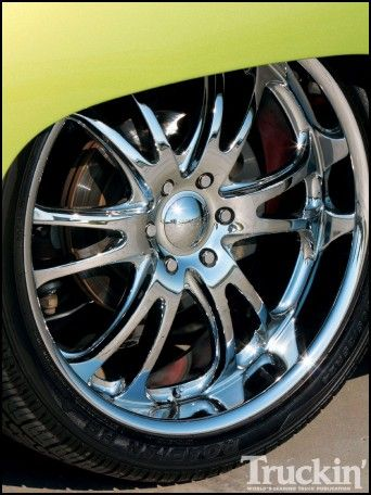 Boss 313 Wheels