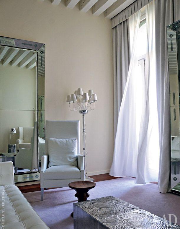 Отель в Венеции по дизайну Филиппа Старка