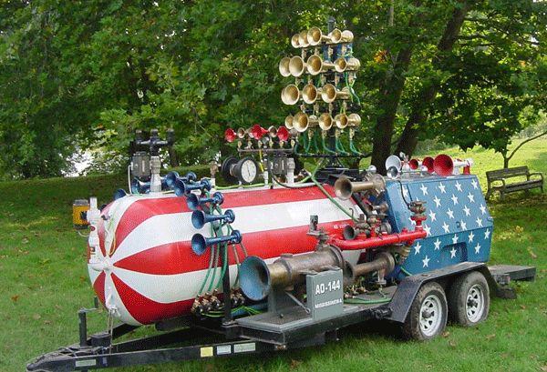 Great American Horn Machine