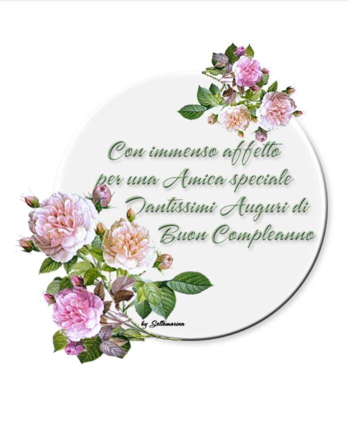 Con Sincero Affetto X Una Amica Speciale Tantissimi Auguri Di Buon Compleanno Carmela Buon Compleanno Auguri Di Buon Compleanno Immagini Di Buon Compleanno