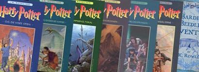 J. K. Rowling, Harry Potter