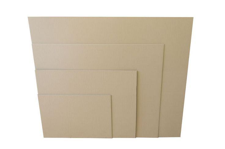 Plancha de cartón