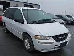 Lot # 43044336 2000 CHRYSLER MINIVAN 3.8L 6 6 for Sale at Copart Auto ...