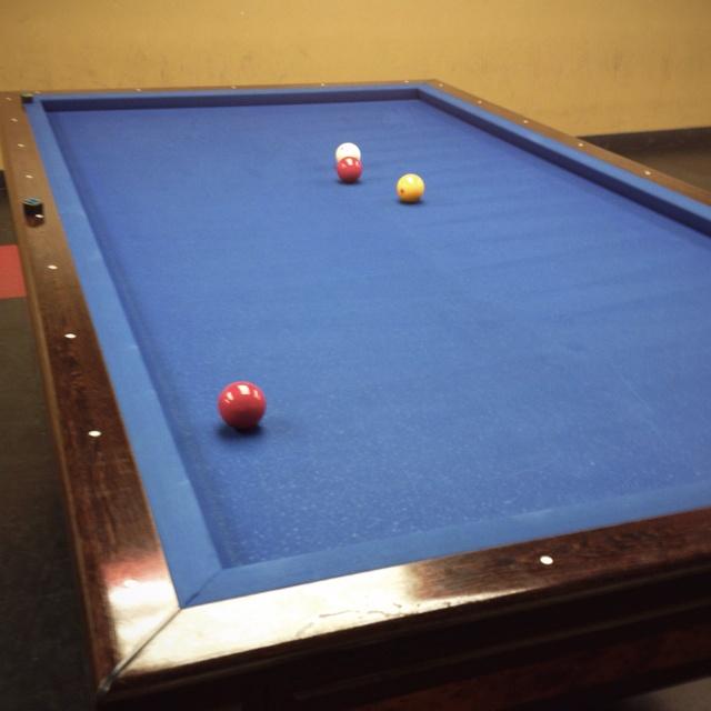 billiard carom