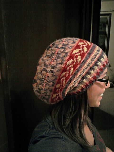 455 best kape images on Pinterest | Knit hats, Fair isles and Knit ...