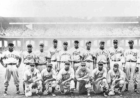 Allstars.188184813 std Negro Leagues Memorabilia
