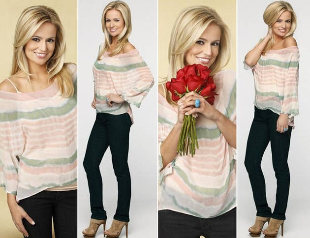 Emily Maynard- want her hair color!