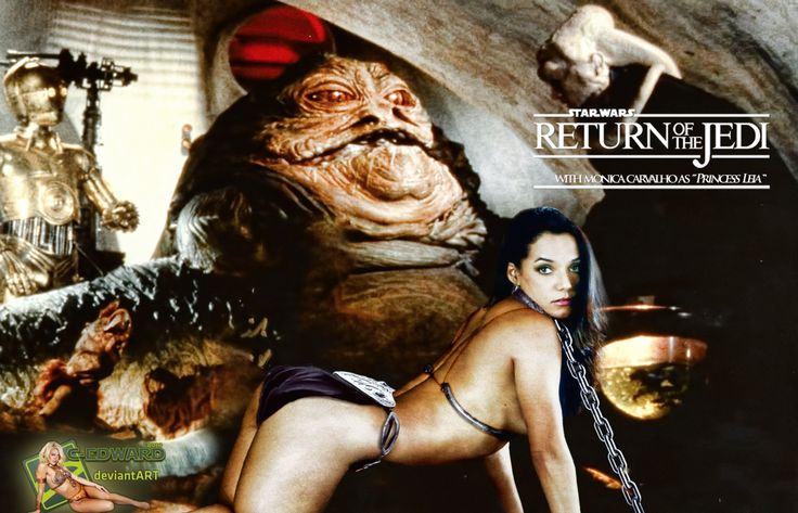 52 best Star Wars - Princess Leia Slave images on ... Jabba The Hutt And Princess Leia Costume