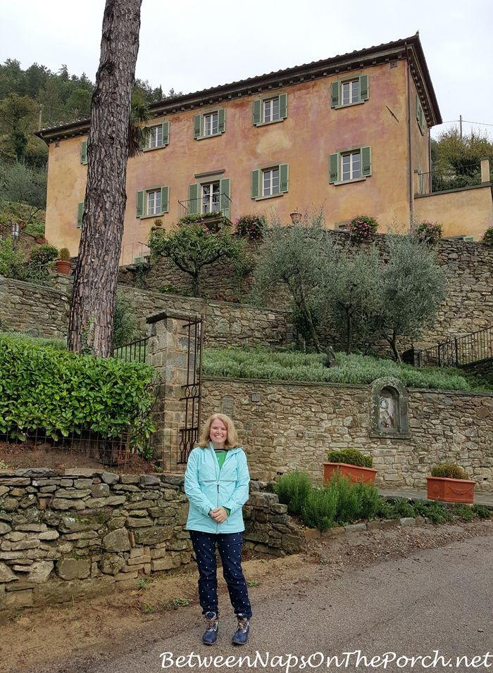 Bramasole villa, Italy