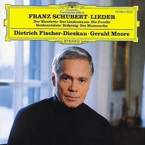 Schubert: Lieder de Dietrich Fischer-Dieskau