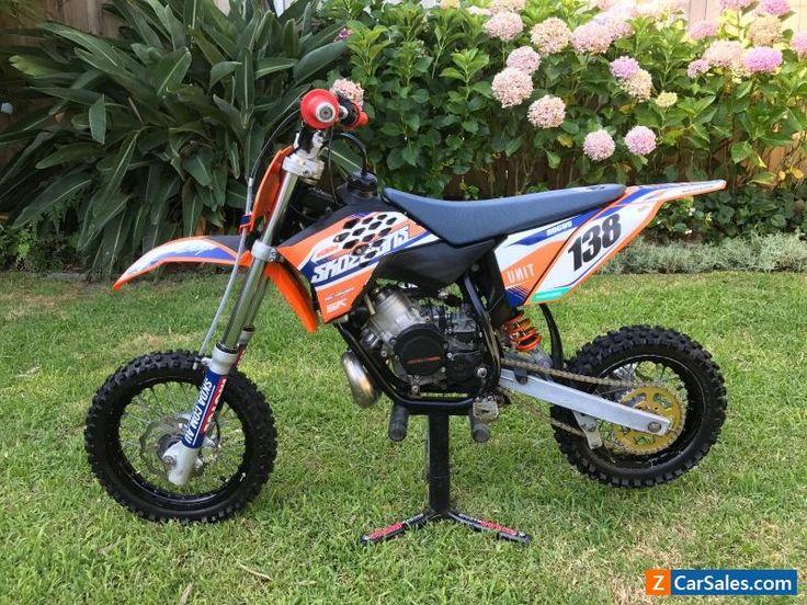 KTM 50 sx 2010 #ktm #50sx #forsale #australia