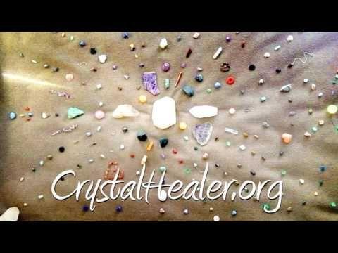 #CrystalHealing #CrystalGrid #VictoriaVives #VictoriaVivesKhuong