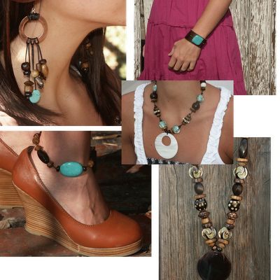 TRIBAL TREND JEWELRY | Tribal Fashion In Today's Fashion Trends ~ Fashion Accessories