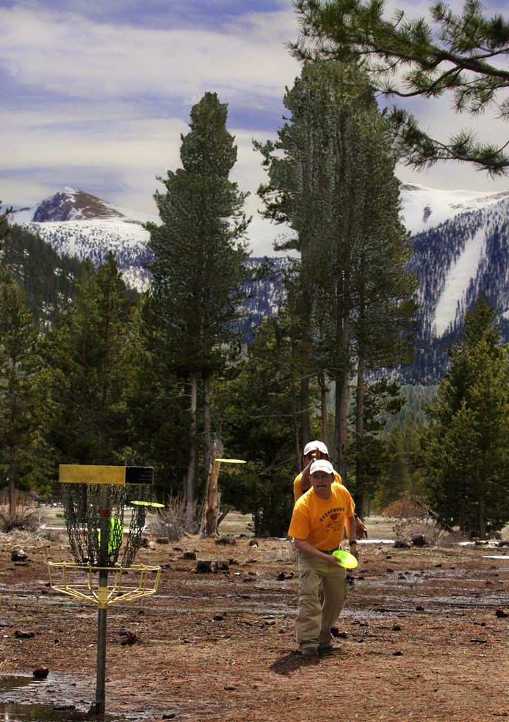 Lake Tahoe Disc Golf Course